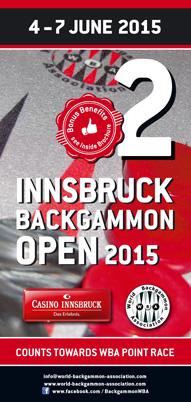 Innsbruck Open 2015