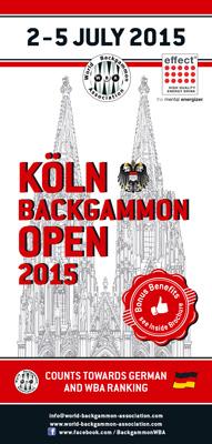 1st Köln Open 2015