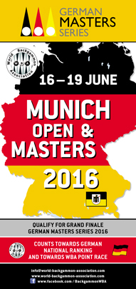 German Masters Munich 2016
